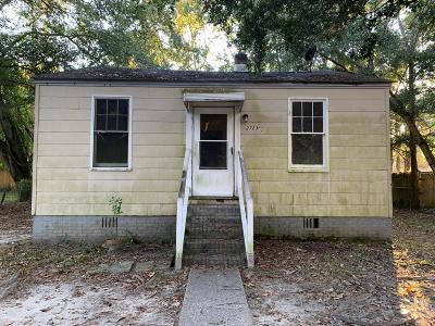 Single Family Home For Sale: 2723 Saratoga Road