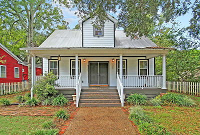 Summerville Single Family Home Contingent: 208 E 1st North Street