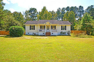 Single Family Home Contingent: 135 Lazy Acres Loop