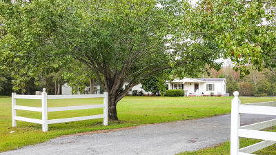 Single Family Home For Sale: 5832 Hyde Park Road