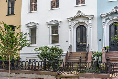 Charleston Attached For Sale: 105 Bull Street #A