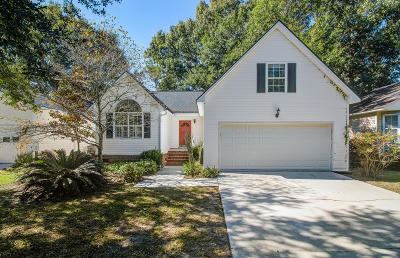 Charleston Single Family Home For Sale: 843 Harbor Place Drive