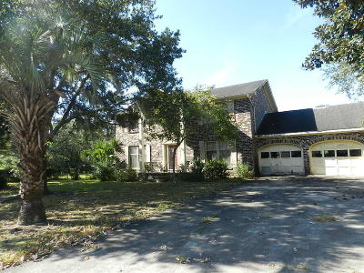 Charleston Single Family Home For Sale: 2961 Innisbrook Court