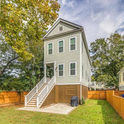 North Charleston Single Family Home For Sale: 4340 Oakwood Avenue