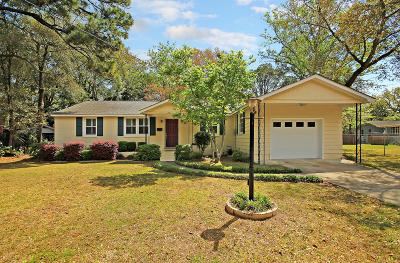 Charleston Single Family Home For Sale: 710 W Harrison Road