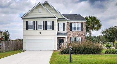 Summerville SC Single Family Home For Sale: $285,000