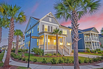 Mount Pleasant, Isle Of Palms, Daniel Island, Awendaw Single Family Home For Sale: 1412 Trip Line Drive