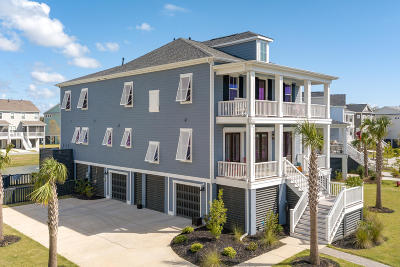 Single Family Home For Sale: 1584 Red Tide Road