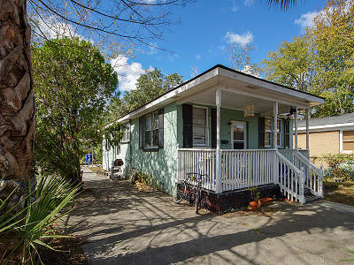 Charleston Single Family Home For Sale: 45 Drake Street