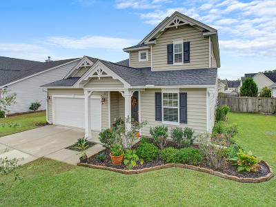 Summerville Single Family Home For Sale: 211 Berwick Drive