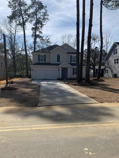 Summerville Single Family Home For Sale: 614 W 2nd North Street