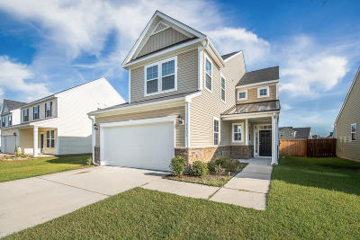 Single Family Home For Sale: 1101 Friartuck Trail