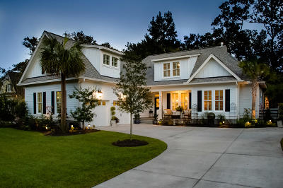 Single Family Home For Sale: 4786 Stono Links Drive
