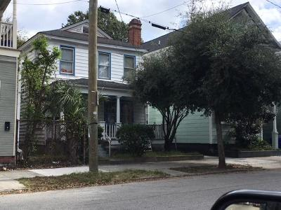 Charleston Single Family Home For Sale: 710 Rutledge Avenue