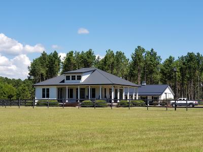 Single Family Home For Sale: 165 Walking Horse Lane