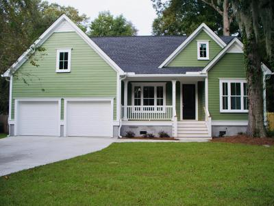 Summerville Single Family Home For Sale: 110 Pinewood Drive