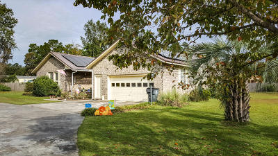 Moncks Corner SC Single Family Home For Sale: $259,900