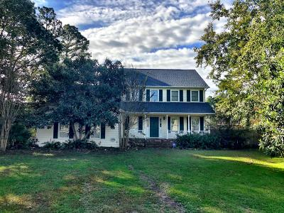 Moncks Corner Single Family Home For Sale: 313 Patrick Court