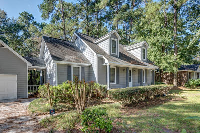 Summerville Single Family Home For Sale: 109 Summercourt Drive