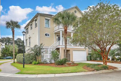 Isle Of Palms Single Family Home For Sale: 57 Morgans Cove Drive