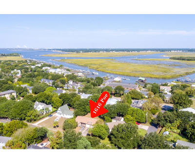 Sullivans Island Single Family Home For Sale: 1616 Poe Avenue