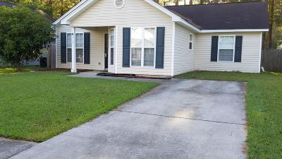 Summerville Single Family Home For Sale: 119 Trickle Drive