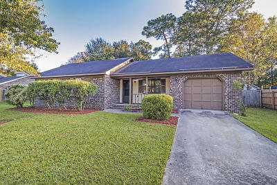 Summerville Single Family Home For Sale: 300 Kershaw Road