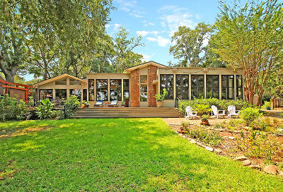 Charleston Single Family Home Contingent: 1060 Fort Sumter Drive