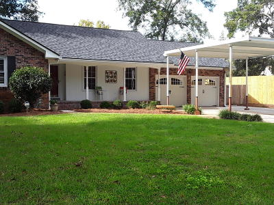 Mount Pleasant SC Single Family Home For Sale: $529,000