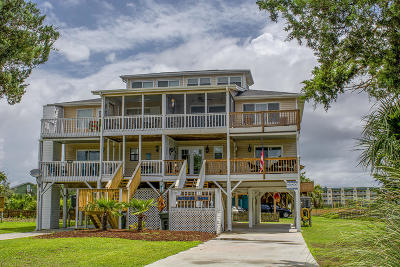 Edisto Beach Single Family Home For Sale: 3611 Yacht Club Road #B