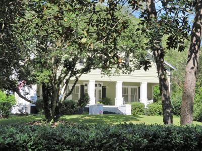 Walterboro Single Family Home Contingent: 205 Valley Street