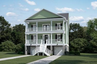Charleston Single Family Home For Sale: 500 Amalie Farms Drive