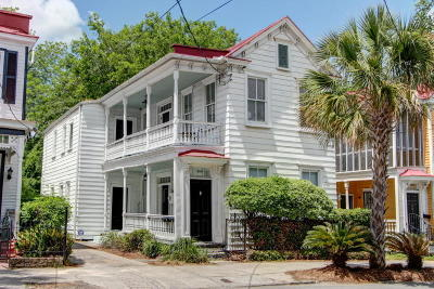 Multi Family Home For Sale: 259 Coming Street #A &