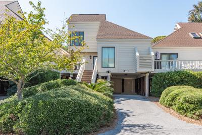 Johns Island Attached For Sale: 750 Spinnaker Beachhouse Vl