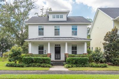 North Charleston Single Family Home For Sale: 5298 E Dolphin Street