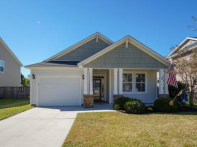Johns Island Single Family Home For Sale: 1526 Thoroughbred Boulevard