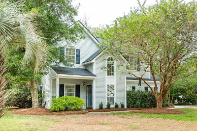 Mount Pleasant Single Family Home Contingent: 201 Mossy Oak Way