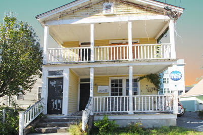 Single Family Home For Sale: 404 Sumter Street