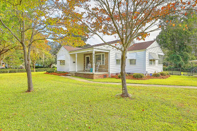 North Charleston Single Family Home Contingent: 5252 Braddock Avenue