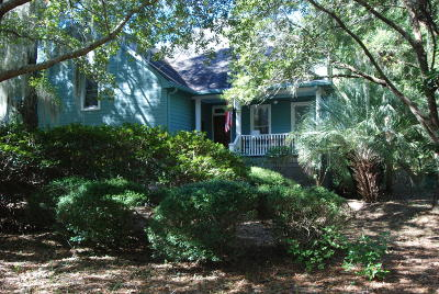 Single Family Home For Sale: 2935 Seabrook Island Road Road