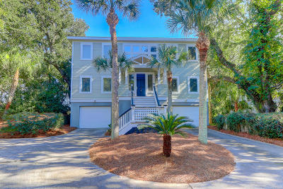 Isle Of Palms Single Family Home For Sale: 17 Dune Ridge Lane