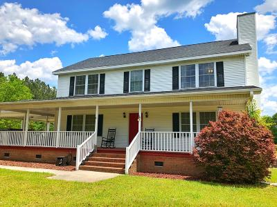 Walterboro Single Family Home For Sale: 409 Hilton Hall Road