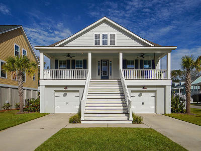 Johns Island Single Family Home For Sale: 2658 Colonel Harrison Drive