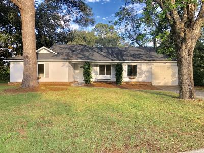 James Island Single Family Home For Sale: 1202 Chicorie Way