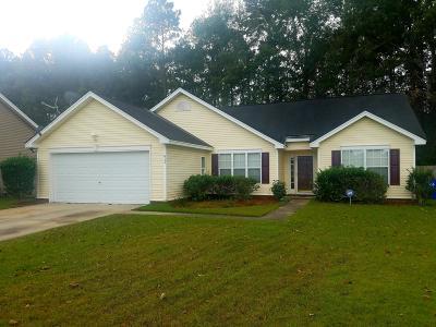 Grand Oaks Plantation Single Family Home For Sale: 612 Hainsworth Drive