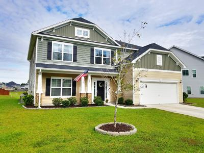 Moncks Corner Single Family Home For Sale: 193 Charlesfort Way