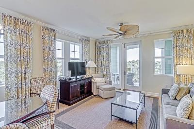Isle Of Palms Attached For Sale: 417/415-A Village At Wild Dunes