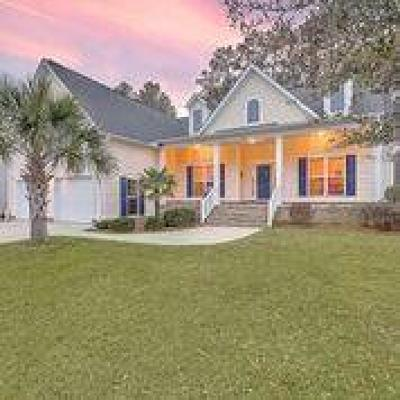 Summerville Single Family Home For Sale: 120 Hazeltine Bend