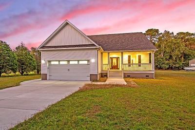 Johns Island Single Family Home For Sale: 3213 Charlie Jones Blvd