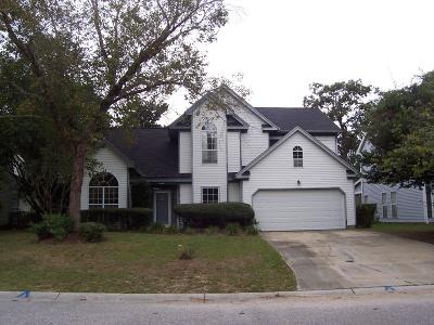Mount Pleasant Single Family Home For Sale: 1905 Falling Creek Circle Circle
